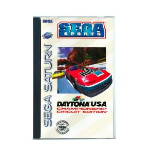 Jogo Daytona USA: Championship Circuit Edition - Sega Saturn