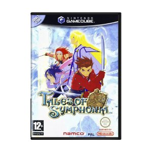 Jogo Tales of Symphonia - GameCube (Europeu)