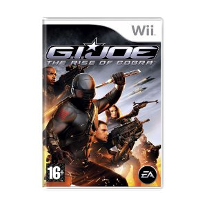 Jogo G.I. Joe: The Rise of Cobra - Wii