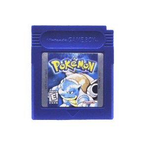 Jogo Pokémon Blue Version - GBC