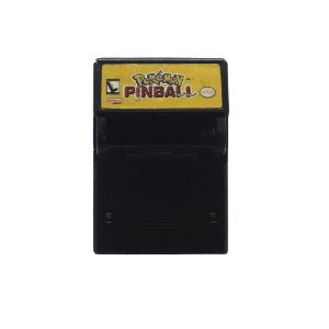 Jogo Pokémon Pinball - GB
