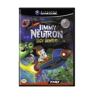 Jogo Jimmy Neutron: Boy Genius - GameCube