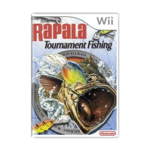 Jogo Rapala Tournament Fishing - Wii