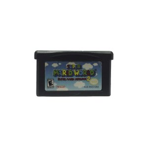 Jogo Super Mario World: Super Mario Advance 2 - GBA