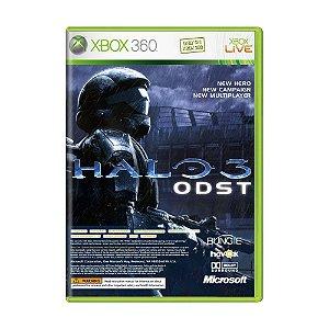 Jogo Forza Motorsport 3 + HALO 3: ODST - Xbox 360