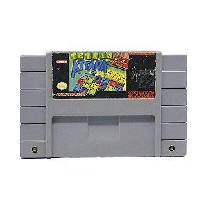 Jogo Tetris Attack - SNES