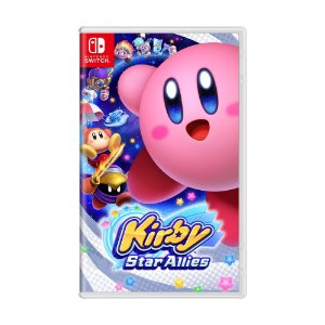 Jogo Kirby Star Allies - Switch