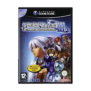 Jogo Phantasy Star Online Episode III: C.A.R.D. Revolution - GameCube (Europeu)