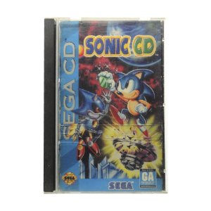 Jogo Sonic the Hedgehog - Sega CD