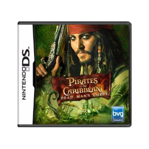 Jogo Pirates of The Caribbean: Dead Man's Chest - DS (Europeu)