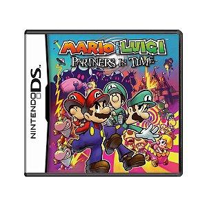 Jogo Mario & Luigi: Partners in Time - DS