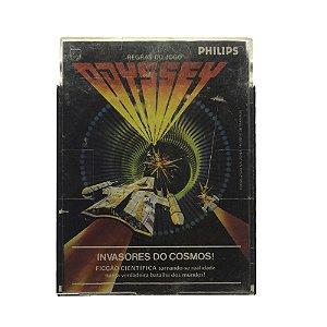Jogo Odyssey Invasores dos Cosmos - Odyssey²