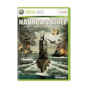 Jogo Naval Assault: The Killing Tide - Xbox 360