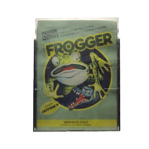 Jogo Odyssey Frogger - Odyssey²