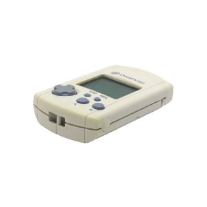 Visual Memory Unit (VMU) Branco - Dreamcast