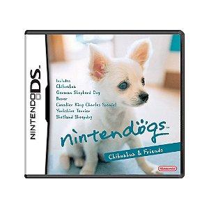 Jogo Nintendogs: Chihuahua & Friends - DS