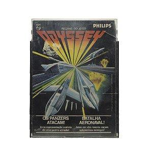 Jogo Odyssey 2 em 1 (Os Panzers Atacam e Batalha Aeronaval) - Odyssey²