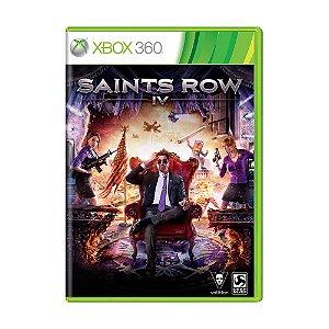 Jogo Saints Row IV - Xbox 360