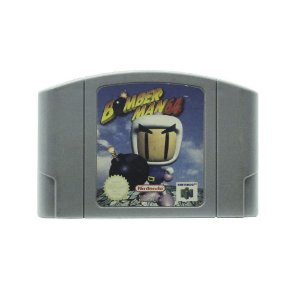 Jogo Jogo Bomberman 64 - N64 (Europeu)