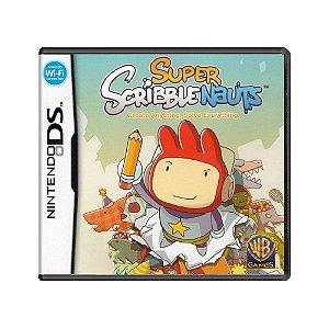 Jogo Super ScribbleNauts - DS