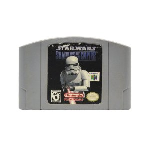 Jogo Star Wars: Shadows of the Empire - N64