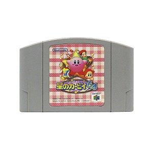 Jogo Kirby 64: The Crystal Shards - N64 (Japonês)