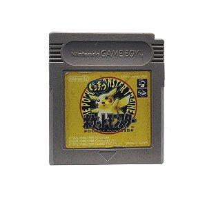 Jogo Pokémon: Special Pikachu Edition - GBC
