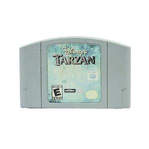 Jogo Disney's Tarzan - N64