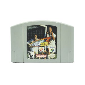Jogo International Superstar Soccer 2000 - N64