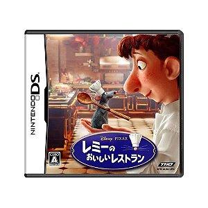 Jogo Ratatouille - DS (Japonês)