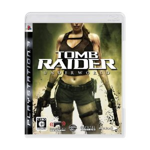 Jogo Tomb Raider: Underworld - PS3
