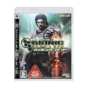 Jogo Bionic Commando - PS3