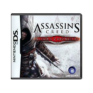 Jogo Assassin's Creed: Altaïr's Chronicles - DS