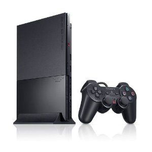 Console PlayStation 2 Preto - Sony (Japonês)