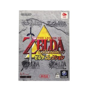 Jogo The Legend of Zelda: Collector's Edition - GameCube (Japonês)
