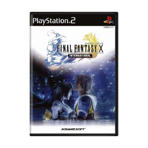 Jogo Final Fantasy X: International - PS2 (Japonês)