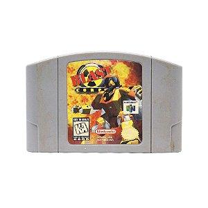 Jogo Blast Corps - N64