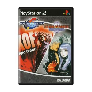 Jogo The King of Fighters 2000/2001 - PS2