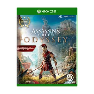 Jogo Assassin's Creed: Odyssey - Xbox One