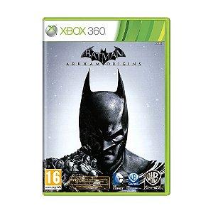 Jogo Batman: Arkham Origins - Xbox 360 (Europeu)