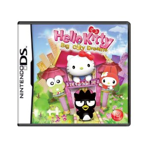 Jogo Hello Kitty: Big City Dreams - DS