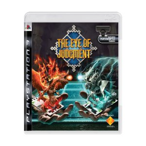 Jogo The Eye of Judgment (Bundle) - PS3
