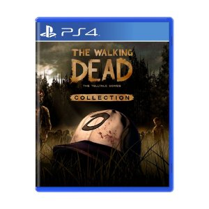 Jogo The Walking Dead: The Telltale Series Collection - PS4