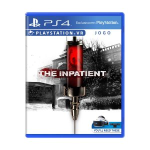 Jogo The Inpatient - PS4 VR