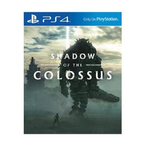 Jogo Shadow of the Colossus - PS4 (Capa Dura)
