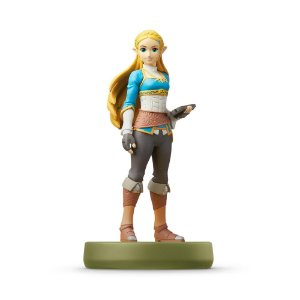 Nintendo Amiibo: Zelda - Zelda Breath of the Wild - Wii U, New Nintendo 3DS e Switch