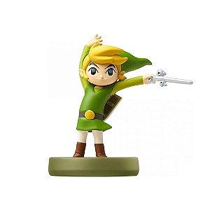 Nintendo Amiibo: Toon Link - The Wind Waker - 30th Anniversary - Wii U, New Nintendo 3DS e Switch