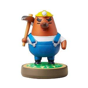 Nintendo Amiibo: Resetti - Animal Crossing - Wii U, New Nintendo 3DS e Switch