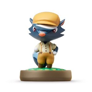 Nintendo Amiibo: Kicks - Animal Crossing - Wii U, New Nintendo 3DS e Switch