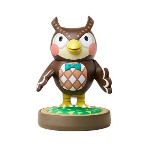 Nintendo Amiibo: Blathers - Animal Crossing - Wii U, New Nintendo 3DS e Switch